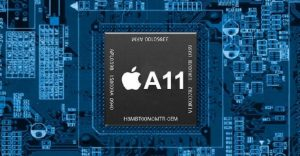 Image result for Apple A11 bionic