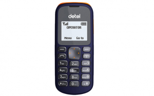 Detel D1 feature phone