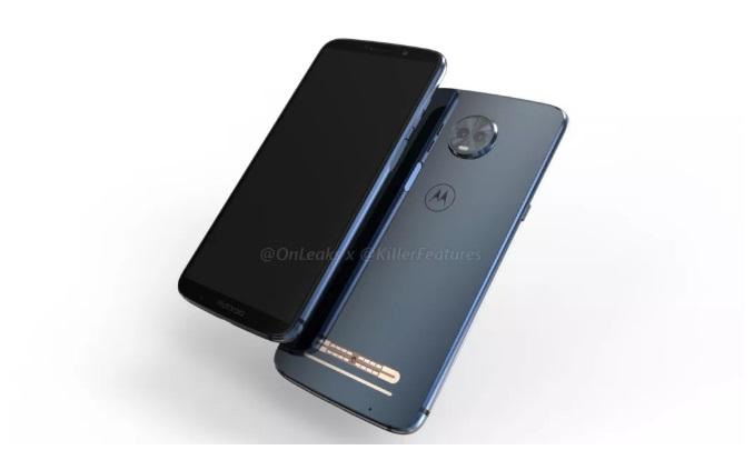 Moto Z3 Play leaked