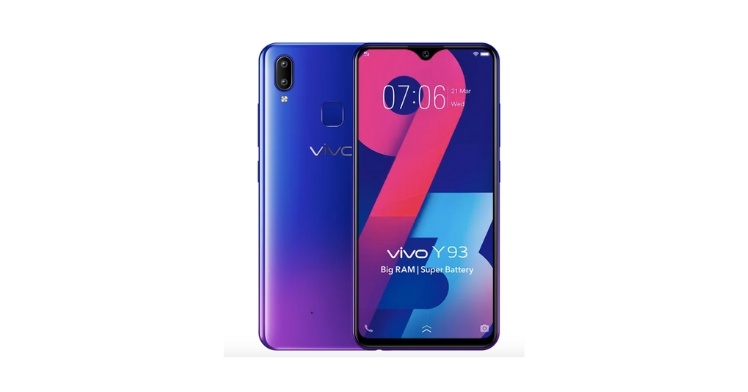 Vivo Y93 - Feature Image
