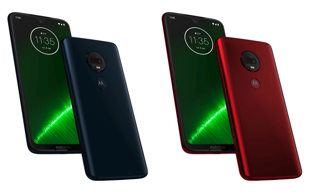 Moto G7 Plus Series2