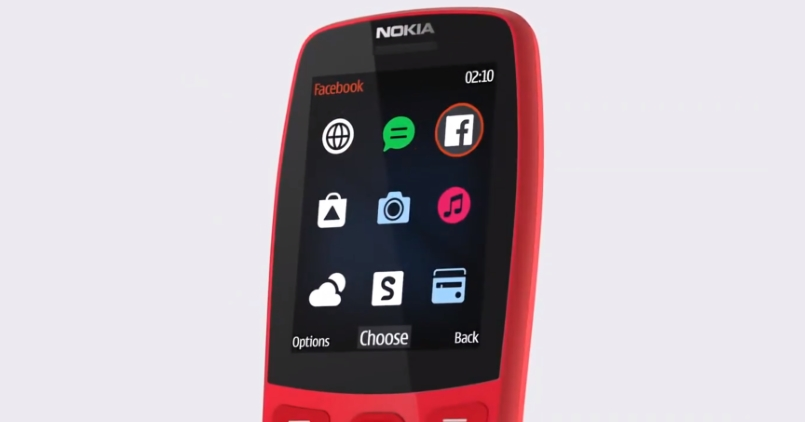 Nokia 210 launched as the most affordable internet device