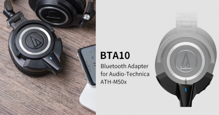 FiiO BTA10 Bluetooth Adapter - Feature Image