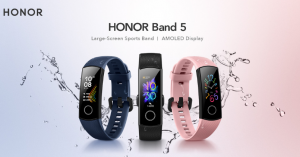 Honor Band 5 - Feature Image